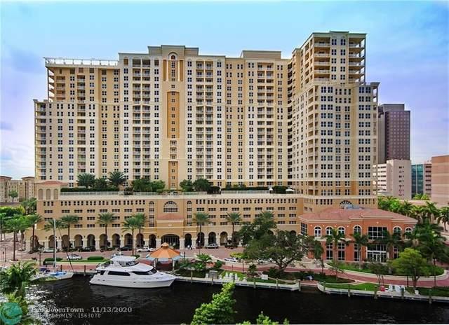 511 SE 5th Ave #1217, Fort Lauderdale, FL 33301 (MLS #F10258508) :: Castelli Real Estate Services