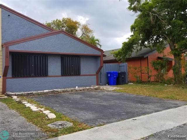 7170 SW 14TH ST, North Lauderdale, FL 33068 (MLS #F10258519) :: Castelli Real Estate Services