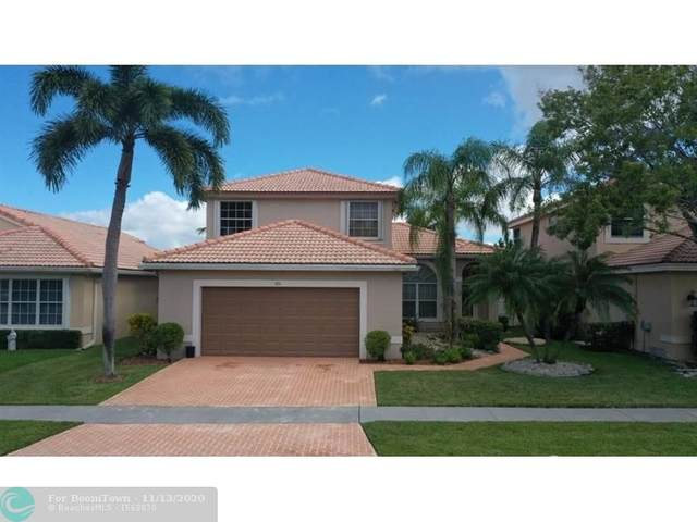 451 SW 181st Ave, Pembroke Pines, FL 33029 (MLS #F10258538) :: Laurie Finkelstein Reader Team