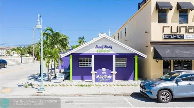 2040 Polk St, Hollywood, FL 33020 (#F10258559) :: Realty One Group ENGAGE