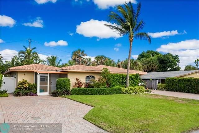3207 Marine Dr, Pompano Beach, FL 33062 (MLS #F10258563) :: Berkshire Hathaway HomeServices EWM Realty