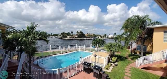 605 N Riverside Dr #21, Pompano Beach, FL 33062 (MLS #F10258602) :: Berkshire Hathaway HomeServices EWM Realty