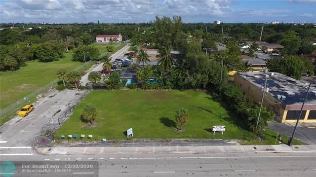 515-525 W Sunrise Blvd, Fort Lauderdale, FL 33311 (MLS #F10258637) :: Green Realty Properties