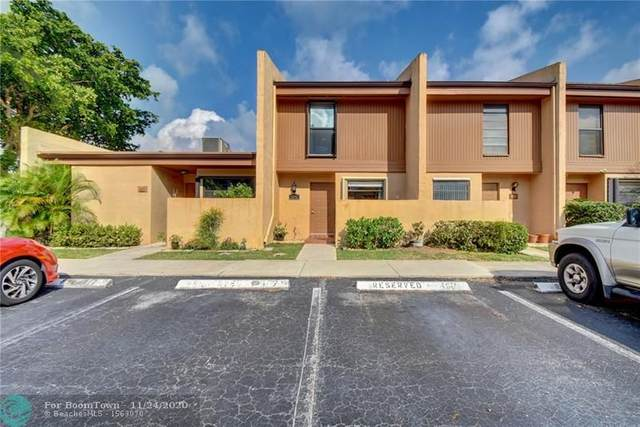 1281 NW 98th Ter #157, Pembroke Pines, FL 33024 (MLS #F10258645) :: Castelli Real Estate Services
