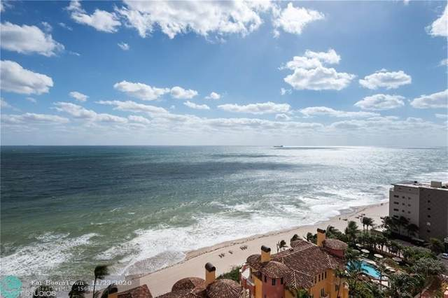 2110 N Ocean Blvd 16A, Fort Lauderdale, FL 33305 (#F10258699) :: The Rizzuto Woodman Team