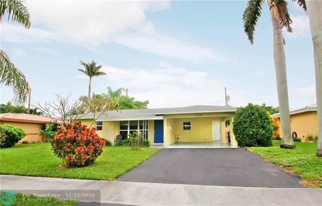 580 SE 5th St, Pompano Beach, FL 33060 (MLS #F10258704) :: Berkshire Hathaway HomeServices EWM Realty