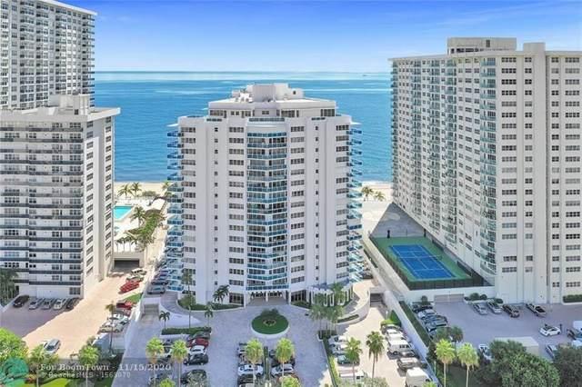 3430 Galt Ocean Dr #702, Fort Lauderdale, FL 33308 (#F10258724) :: Posh Properties