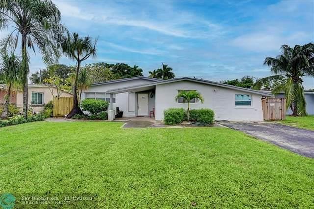 7100 Wilson St, Hollywood, FL 33024 (MLS #F10258728) :: Berkshire Hathaway HomeServices EWM Realty