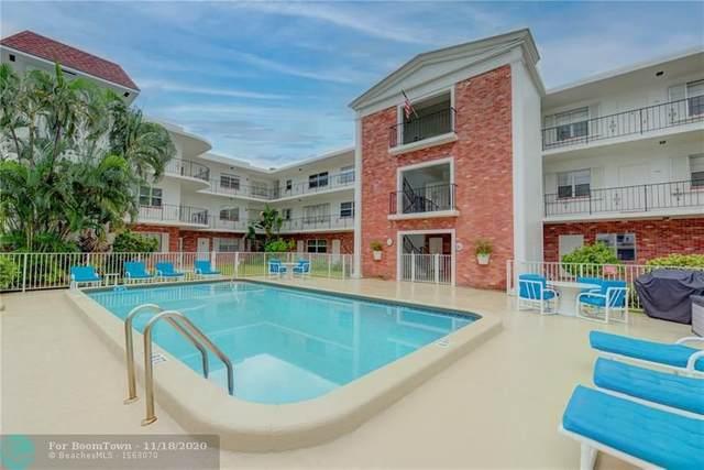 2340 NE 9th St #206, Fort Lauderdale, FL 33304 (MLS #F10258760) :: Castelli Real Estate Services
