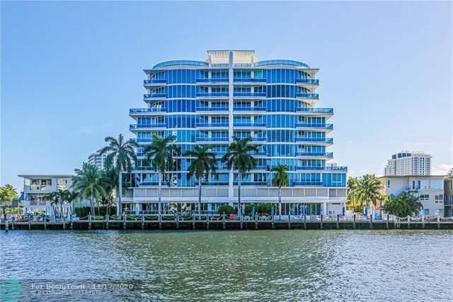 715 Bayshore Dr #504, Fort Lauderdale, FL 33304 (#F10258764) :: Posh Properties