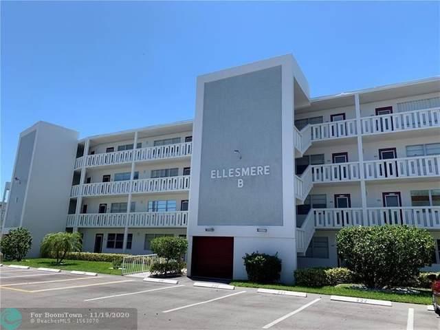 1031 Ellesmere B #1031, Deerfield Beach, FL 33442 (#F10258766) :: Ryan Jennings Group