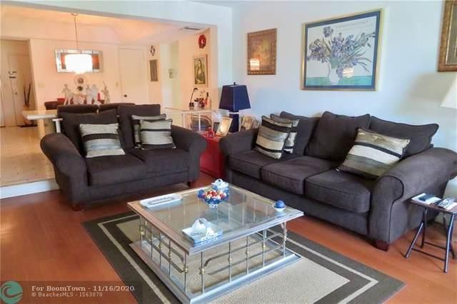 3660 Inverrary Dr 3Z, Lauderhill, FL 33319 (MLS #F10258787) :: Berkshire Hathaway HomeServices EWM Realty