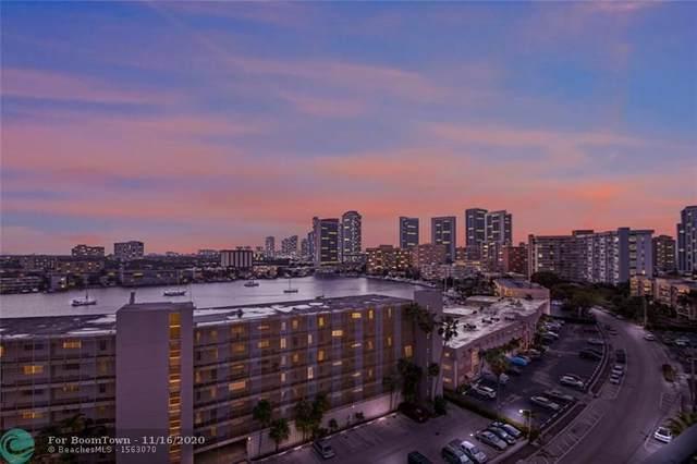 401 Golden Isles Dr #1103, Hallandale, FL 33009 (MLS #F10258797) :: Berkshire Hathaway HomeServices EWM Realty
