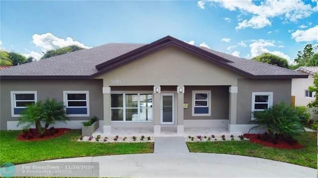 3600 S Longfellow Cir, Hollywood, FL 33021 (MLS #F10258904) :: Berkshire Hathaway HomeServices EWM Realty