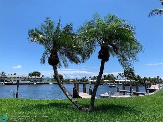 600 Pine Dr #103, Pompano Beach, FL 33060 (MLS #F10258941) :: Berkshire Hathaway HomeServices EWM Realty