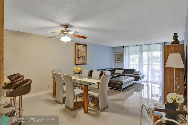 7561 NW 1st St #204, Margate, FL 33063 (MLS #F10258983) :: Berkshire Hathaway HomeServices EWM Realty