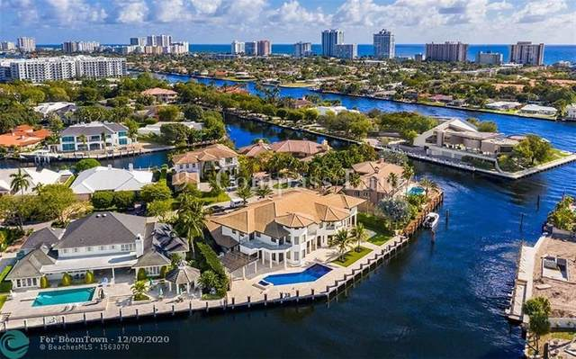 91 Compass Ln, Fort Lauderdale, FL 33308 (MLS #F10259070) :: The Howland Group