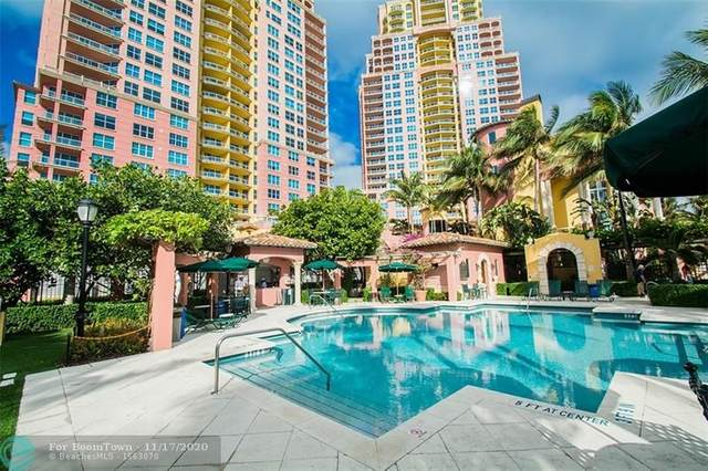 2110 N Ocean Blvd 7E, Fort Lauderdale, FL 33305 (#F10259071) :: Baron Real Estate