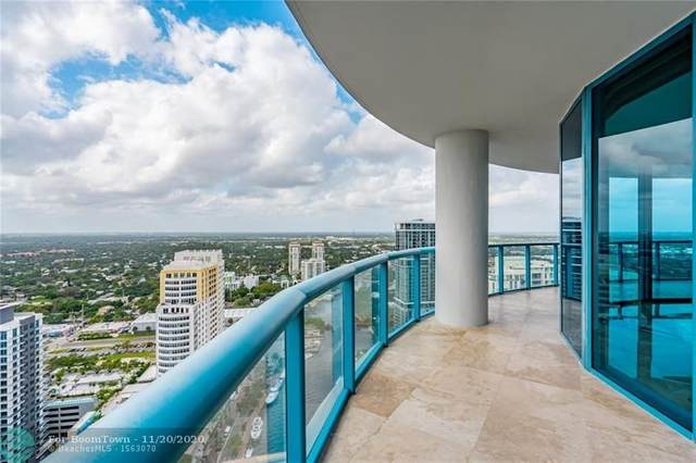 333 Las Olas Way #3502, Fort Lauderdale, FL 33301 (MLS #F10259096) :: Castelli Real Estate Services