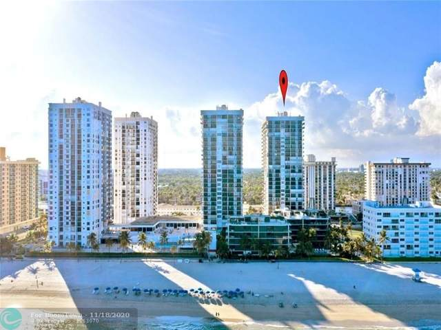 2101 S Ocean Dr #1102, Hollywood, FL 33019 (MLS #F10259173) :: GK Realty Group LLC