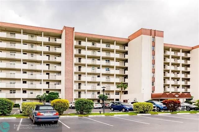 5860 NW 44th St #707, Lauderhill, FL 33319 (#F10259183) :: Posh Properties