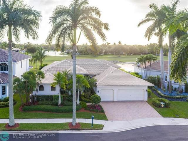 2489 Eagle Watch Ln, Weston, FL 33327 (MLS #F10259192) :: United Realty Group