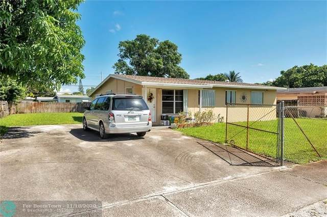 1500 NW 15th Ter, Fort Lauderdale, FL 33311 (MLS #F10259195) :: Berkshire Hathaway HomeServices EWM Realty