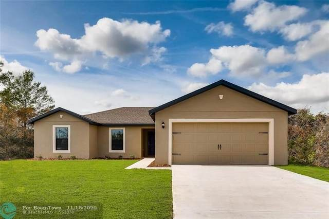 971 SW Paar Dr, Port Saint Lucie, FL 34953 (MLS #F10259257) :: Castelli Real Estate Services