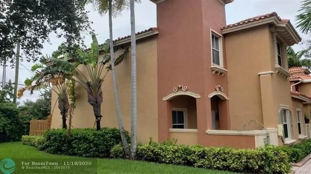 4935 Leeward Ln #3301, Fort Lauderdale, FL 33312 (MLS #F10259306) :: Berkshire Hathaway HomeServices EWM Realty
