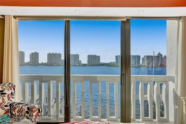 17900 N Bay Rd #504, Sunny Isles Beach, FL 33160 (MLS #F10259345) :: Green Realty Properties
