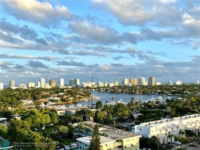 900 NE 18th Ave Ph1408, Fort Lauderdale, FL 33304 (MLS #F10259349) :: The Howland Group