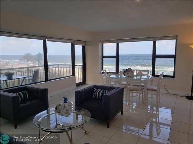 3800 Galt Ocean Dr #205, Fort Lauderdale, FL 33308 (MLS #F10259359) :: Castelli Real Estate Services