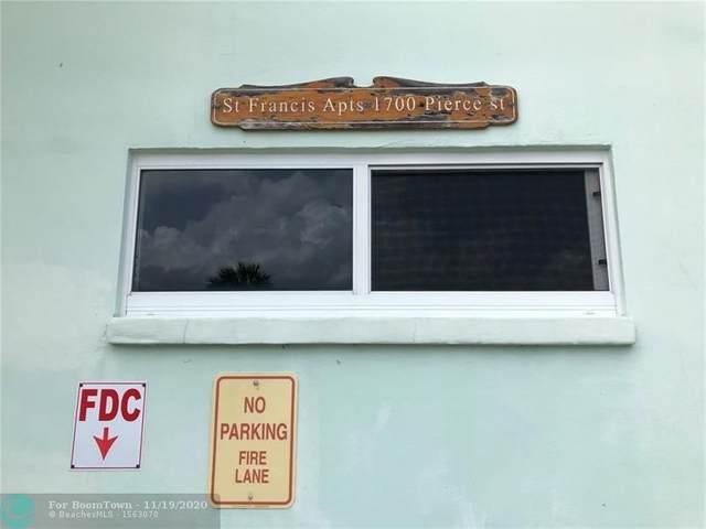1700 Pierce St #503, Hollywood, FL 33020 (MLS #F10259397) :: Berkshire Hathaway HomeServices EWM Realty
