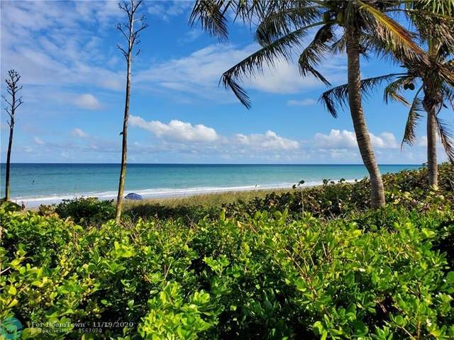 10851 S Ocean Dr, #77, Jensen Beach, FL 34957 (MLS #F10259414) :: Castelli Real Estate Services