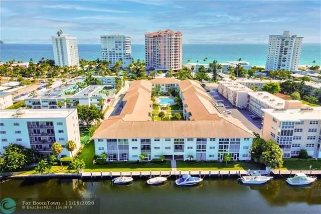 1461 S Ocean Blvd #227, Pompano Beach, FL 33062 (MLS #F10259436) :: Castelli Real Estate Services