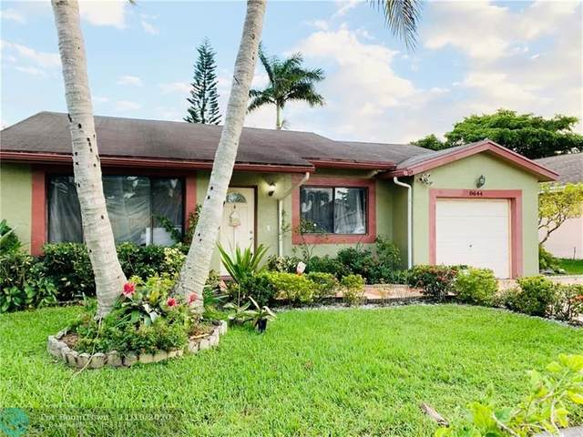9644 NW 49th St, Sunrise, FL 33351 (MLS #F10259438) :: The Jack Coden Group