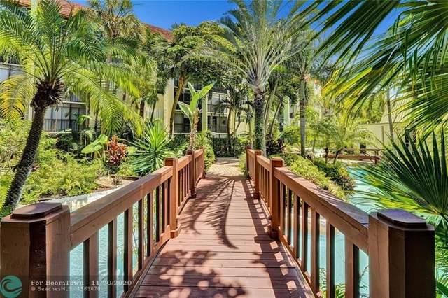 5300 NE 24th Ter 317C, Fort Lauderdale, FL 33308 (MLS #F10259449) :: Berkshire Hathaway HomeServices EWM Realty