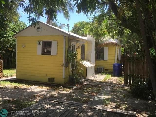 800 NE 2nd St, Fort Lauderdale, FL 33301 (MLS #F10259467) :: Dalton Wade Real Estate Group