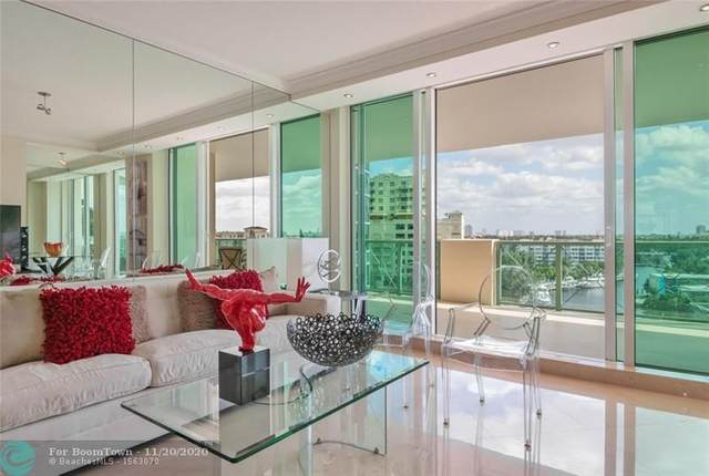 411 N New River Dr E #902, Fort Lauderdale, FL 33301 (MLS #F10259473) :: Castelli Real Estate Services