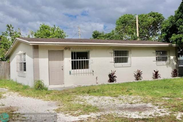 1603 NW 16th St, Fort Lauderdale, FL 33311 (MLS #F10259481) :: Berkshire Hathaway HomeServices EWM Realty