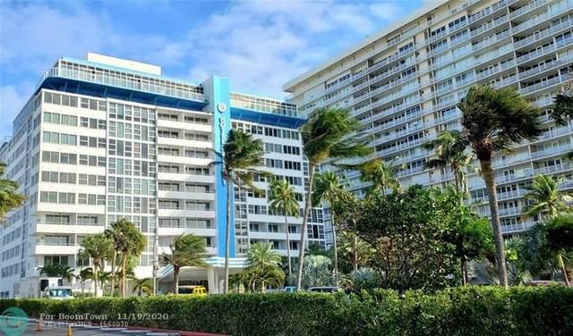 4040 Galt Ocean Dr #815, Fort Lauderdale, FL 33308 (MLS #F10259486) :: Berkshire Hathaway HomeServices EWM Realty