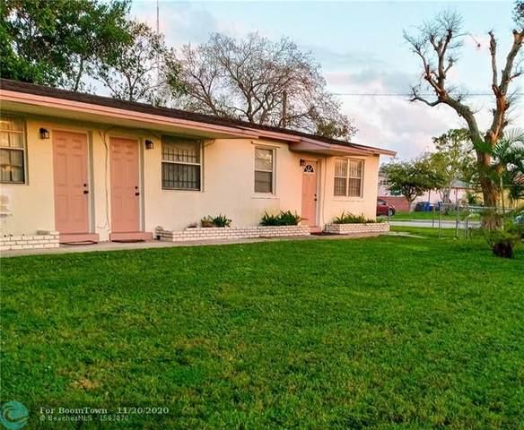 5831 SW 27th St, West Park, FL 33023 (MLS #F10259505) :: Berkshire Hathaway HomeServices EWM Realty