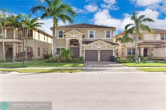 10220 Lake Vista Ct, Parkland, FL 33076 (MLS #F10259576) :: Miami Villa Group