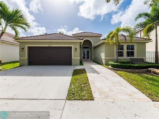 1553 Elm Grove Rd, Weston, FL 33327 (MLS #F10259586) :: United Realty Group