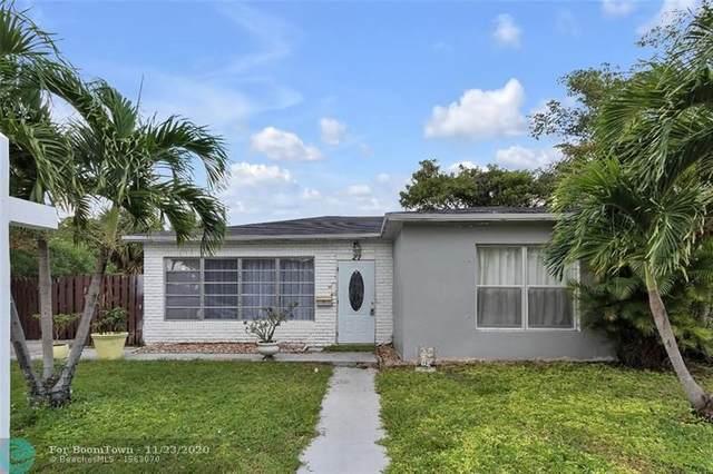 21 SE 13th Ter, Dania Beach, FL 33004 (MLS #F10259592) :: Berkshire Hathaway HomeServices EWM Realty
