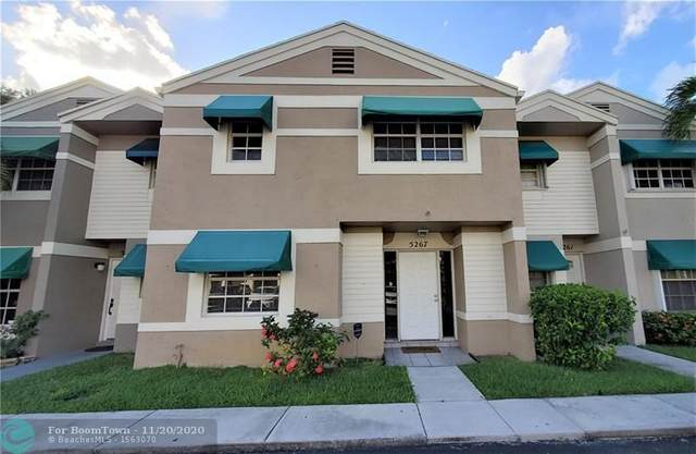 5267 SW 123rd Ave #5267, Cooper City, FL 33330 (MLS #F10259643) :: Green Realty Properties