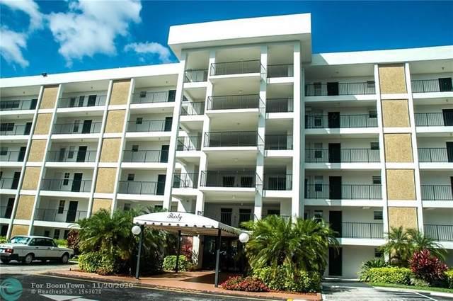 2851 S Palm Aire Dr #305, Pompano Beach, FL 33069 (MLS #F10259660) :: Berkshire Hathaway HomeServices EWM Realty