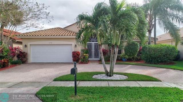 6736 Catania Dr, Boynton Beach, FL 33472 (MLS #F10259694) :: THE BANNON GROUP at RE/MAX CONSULTANTS REALTY I