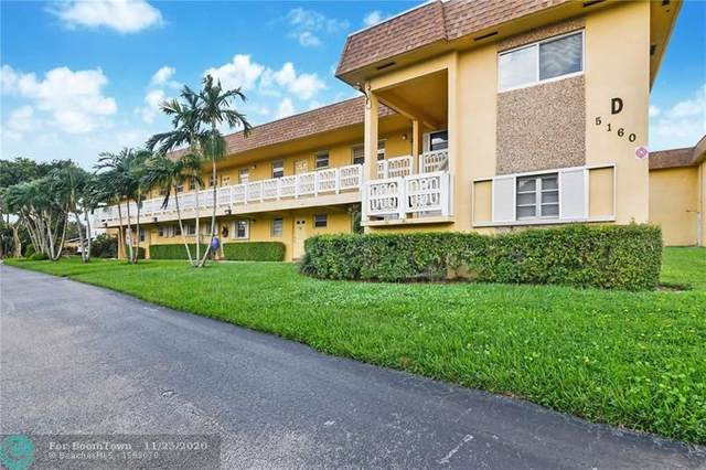 5160 SW 40th Ave 1D, Fort Lauderdale, FL 33314 (MLS #F10259728) :: GK Realty Group LLC