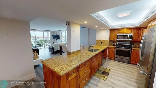 1150 Hillsboro Mile #407, Hillsboro Beach, FL 33062 (MLS #F10259751) :: Castelli Real Estate Services